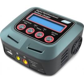 ASG Carica Batterie Multi Funzione Digitale 60W
