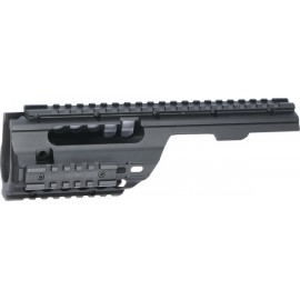 ASG Front rail for B&T5 PDW and MP5K / PDW