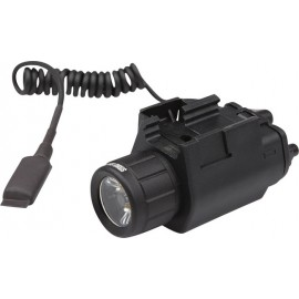 ASG Tactical LED Flashlight with remote 150 lumens