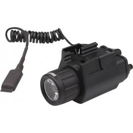 ASG Torcia tattica LED con remoto 150 lumes
