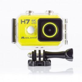 """H7 VIDEOCAMERA 4K CON LCD 2"""" CON TELECOMANDO"""