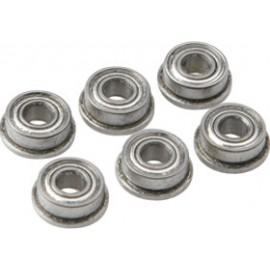 "ULTIMATE Boccole in acciaio 8mm cuscinettate ""double bushing"""