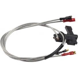 ULTIMATE Impianto elettrico cavi argentati V2 -Anteriore-