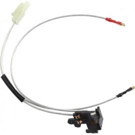 ULTIMATE Impianto elettrico cavi argentati V2 -Posteriore-