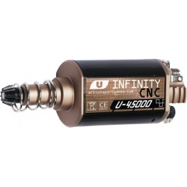 ULTIMATE INFINITY CNC U-45000 Motore albero lungo M4 / M16