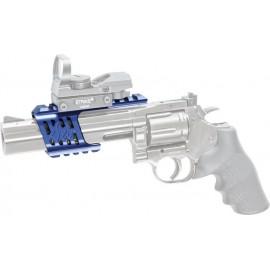 ASG Custom Mount Ergal CNC Dan Wesson 715 Blue