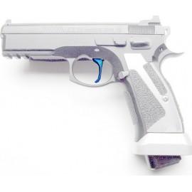 ASG Grilletto custom SAO per CZ SP-01 Shadow Blu