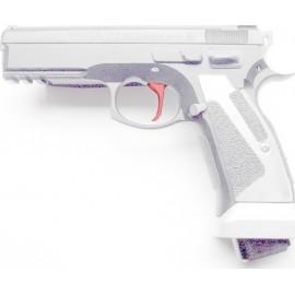 ASG Custom SAO Trigger for CZ SP-01 Shadow Red