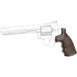 ASG Dan Wesson Wood Style revolver Grip