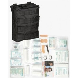 Mil-Tec Kit primo soccorso Large Black