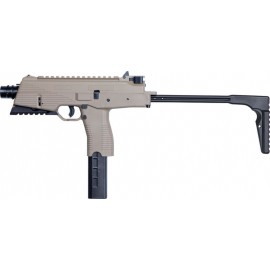 KWA MP9 A3 Submachine gun TAN GBB