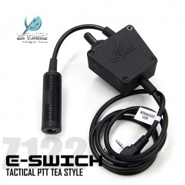 Z-TAC E-SWITCH TACTICAL PTT KENWOOD CONNECTOR