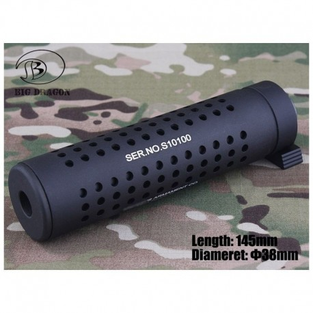 BD KAC style QD Silencer with Flash Hider