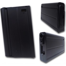 VFC METAL SCAR H MAGAZINE 500 BBS BLACK