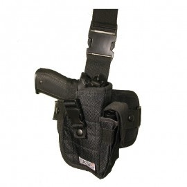 SWISS ARMS LEG HOLSTER UNIVERSAL BLACK