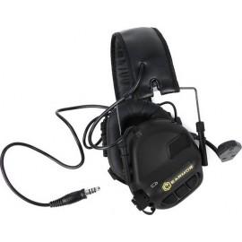 OPSMEN M32 Electronic Hearing Black