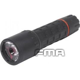 FMA F2 Q4 Flashlight Black
