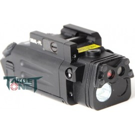 Target One DBAL-PL Compact Integrated device Flashlight and Laser Professional Version