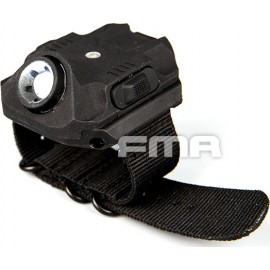 FMA Tactical Flashlight Watch BK