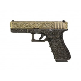 WE G17 Etched Bronze EDITION GBB