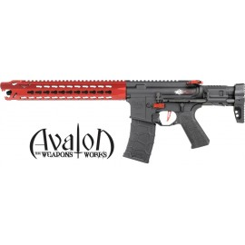 VFC AVALON LEOPARD Carabine Red Edition