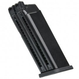 WE G17 DOUBLE BARREL MAGAZINE 25 BBS