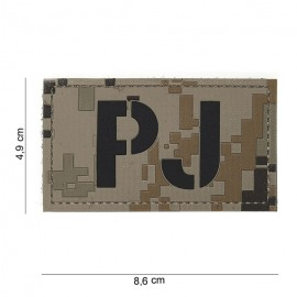 101 INC PATCH PJ AOR1