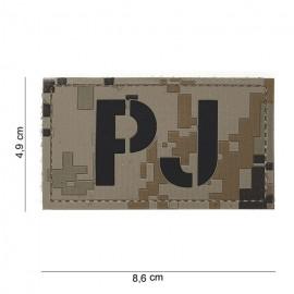 101 INC PATCH PJ AOR1