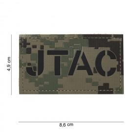 101 INC PATCH 3D IN PVC JTAC AOR2
