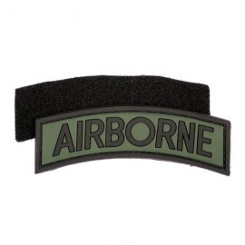 101 INC PATCH PVC 3D AIRBORNE