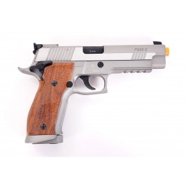Sig Sauer P226 X-Five Railed silver