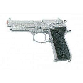 PISTOLA A GAS M9A1 ES SPECIAL FORCE SILVER HFC