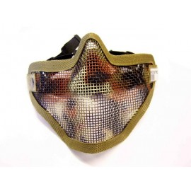 MASK WITH NET ITALIAN CAMO