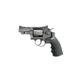 Win Gun Revolver CO2 BLACK