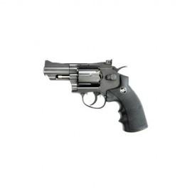 Win Gun Revolver CO2 BLACK