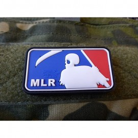 JTG MLR PATCH FULL COLOR (MAJOR LEAGUE REAPER)