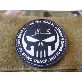 JTG THE INFIDEL PUNISHER Patch, swat