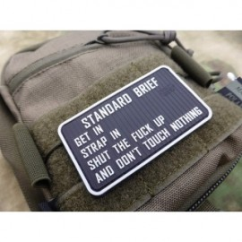 JTG Standard Briefing Patch