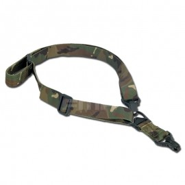 FMA SLING AIRSOFT FS3 MULTI-MISSION 1 POINT / 2 POINT MULTICAM