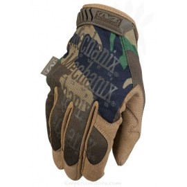 Mechanix Guanto Original Camo-Woodland