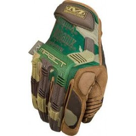 Mechanix Guanti M-Pact Camo-Woodland