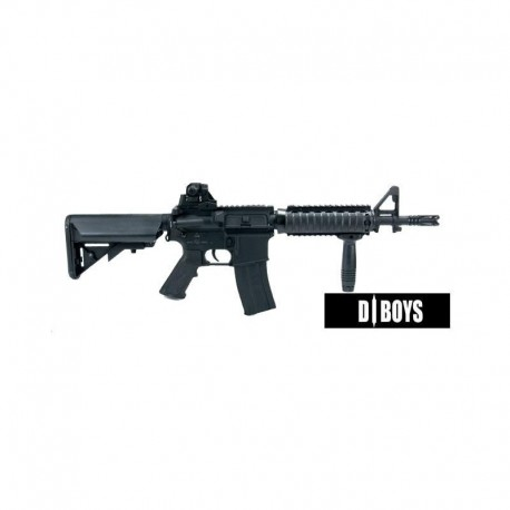 DBoys M4 CQBR Full Metal