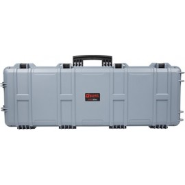 Nuprol Large Hard Case - Custodia rigida Black Wave