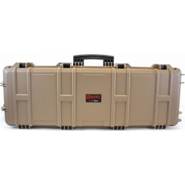 Nuprol Large Hard Case Tan PnP