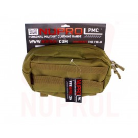 Nuprol PMC Medic Pouch Tan