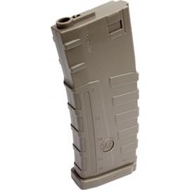 Ares caricatore M4/M16 monofilare 30bbs Black