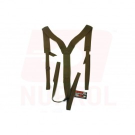 Nuprol PMC Low Profile Harness Black