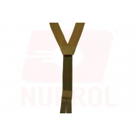 Nuprol PMC Low Profile Harness Tan