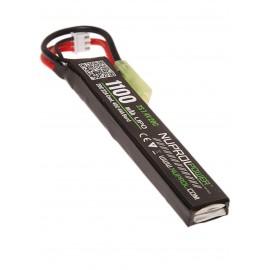 Nuprol Lipo 7.4V 1100 mAh 20c Stick Type