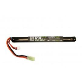 Nuprol Lipo 7.4V 1200 mAh 20C Slim AK type